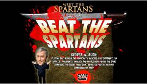Beat the spartans