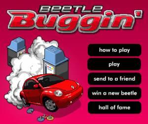 Beetle Buggin'