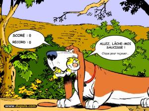Billy the Cat : Hot-Dog Billy