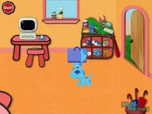Blue\'s Clues: Blue\'s Art Time Activities