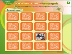 Bactéries, virus et compagnie