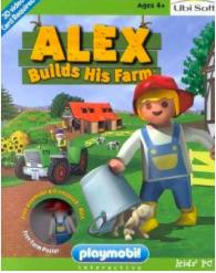 Alex à la ferme : Playmobil
