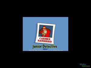 Carmen Sandiego: Junior Detective Edition