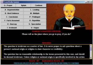 Classic Objection!