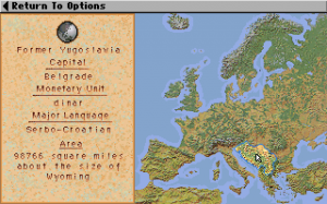 Code: Europe