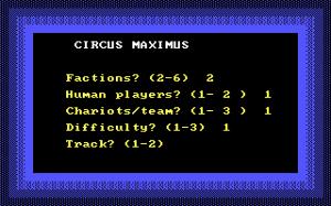 Computer Circus Maximus