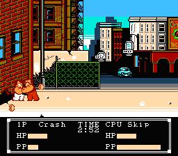Crash \'n the Boys: Street Challenge