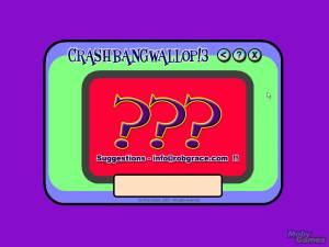 CrashBangWallop!3