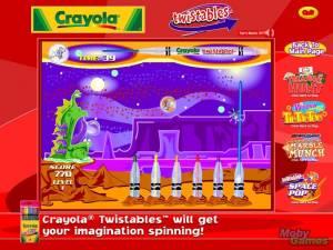 Crayola Arcade