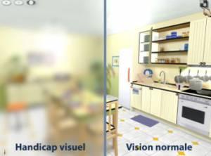 Cuisine virtuelle IPHV