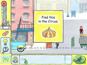 Curious George: Downtown Adventure