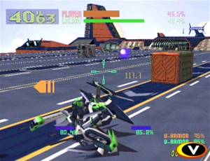 Cyber Troopers Virtual-On