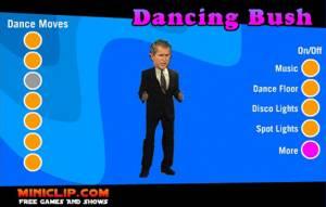 Dancing Bush