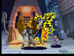 Darkstalkers 3: Vampire Savior