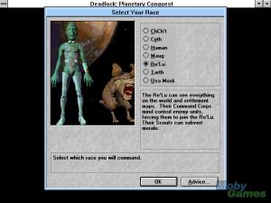 Deadlock: Planetary Conquest