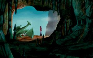 Die Höhlenwelt Saga: Der Leuchtende Kristall