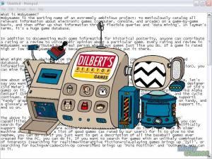 Dilbert\'s Desktop Games