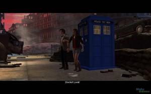 Doctor Who: City of the Daleks