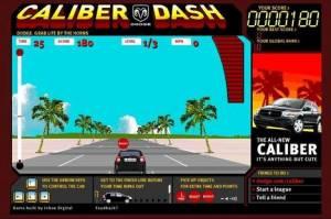 Dodge Caliber Dash