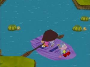 Dora the Explorer: Barnyard Buddies