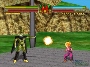 Dragonball Z Ultimate Battle 22