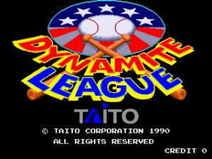 Dynamite League