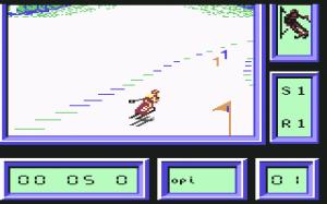 Eddie Edwards Super Ski