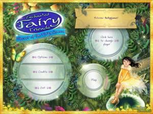 Enchanted Fairy Friends: Secret of the Fairy Queen