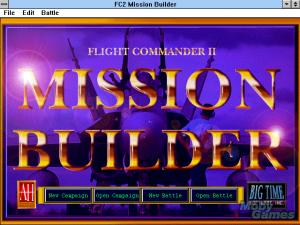 Flight Commander 2 Mission Builder
