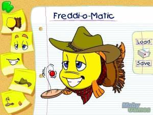 Freddi Fish\'s One-Stop Fun Shop