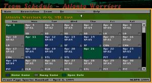 Front Page Sports: Baseball \'94