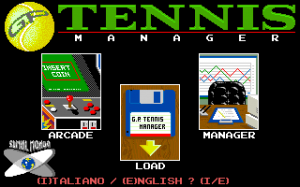 G.P. Tennis Manager