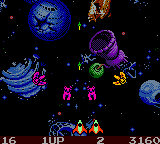 Galaga: Destination Earth