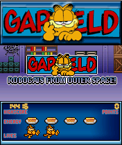 Garfield: Robocats from Outer Space!