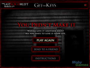 Get the Keys: The Game