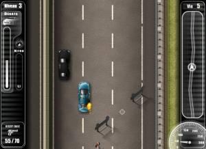 Go Fast au coeur du trafic : le jeu