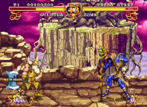 Golden Axe: The Duel