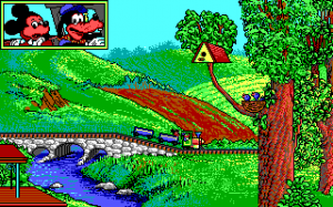 Goofy\'s Railway Express