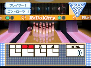 Hello Kitty Bowling