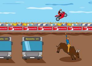 Neil Hodgson\'s Super Jump