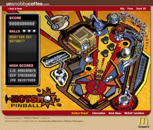 Hotshot Pinball