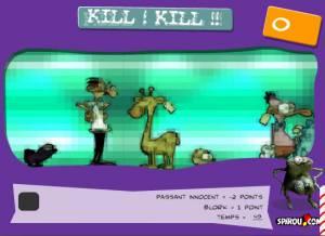 Kill ! Kill !!