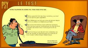 Psy le test