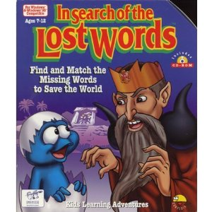 In Search of the Lost Words