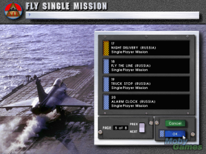 Jane\'s Combat Simulations: Advanced Tactical Fighters
