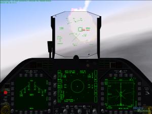 Jane's Combat Simulations: F/A-18 Simulator