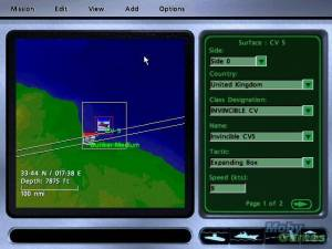 Jane\'s Combat Simulations: Fleet Command