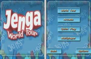 Jenga World Tour