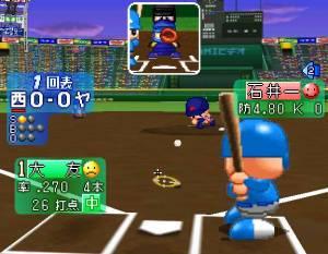 Jikkyō Powerful Pro Yakyū 2000