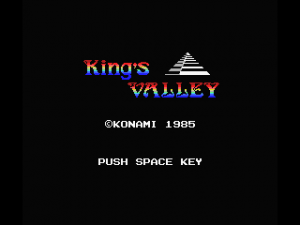 King\'s Valley